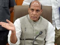 Rajnath Singh, Amit Shah To Address Rallies On May 12, 13