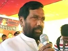 Why Union Minister Paswan Led Protest In Patna Against Nitish Kumar