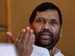 States Don't Give Food Subsidy, Centre Does: Ram Vilas Paswan