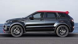 Land Rover Debuts The Evoque 'Ember' Edition