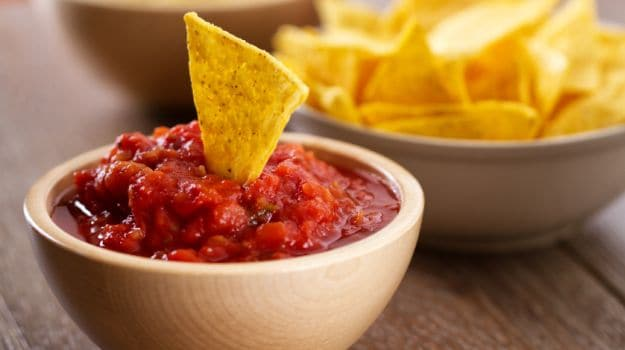 Red Bell Pepper Salsa