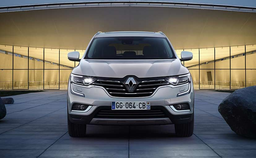 new renault koleos suv unveiled at 2016 beijing motor show. Black Bedroom Furniture Sets. Home Design Ideas