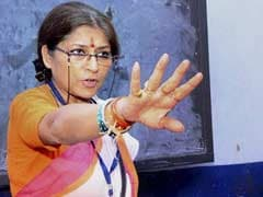 BJP's Roopa Ganguly Gets Bail In Assault Case