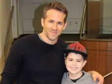 Ryan Reynolds Remembers Young Fan Who Died of Cancer With Touching Post