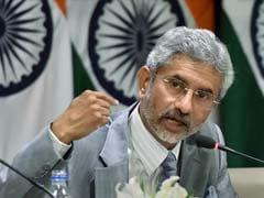 Foreign Secretary Jaishankar To Call On Rex Tillerson Ahead Of PM Modi-Trump Meeting