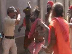 At Simhastha Kumbh Mela, Sadhus Attack Police During Clash