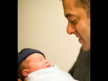 Salman Khan Shares Pic With Sister Arpita's Baby Boy Ahil