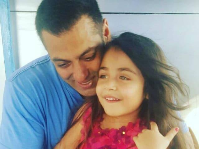 Yes, Salman Khan's Little Fan Who Cried Stars in His New Film Sultan