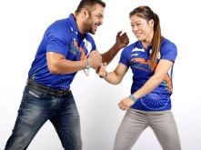 Salman Khan on Mary Kom's 'Winning Attitude' to Her Work