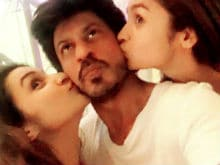 Shah Rukh, Alia and Parineeti: One Picture Many Views