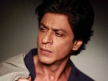 Shah Rukh Khan in Wonderland, With Help From the Cheshire Cat