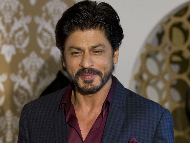 Shah Rukh Khan Says, 'Bollywood Films Don't Always Need Song and Dance