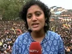 At Thrissur Pooram, Stones, Bottles Thrown At Journalists Like Me