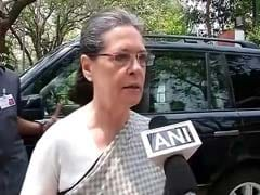 In Aggressive Response On Agusta Scam, Sonia Gandhi Reads Room Correctly