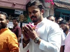Wedding Crasher! BJP Candidate Sreesanth Learns Campaigning Tricks
