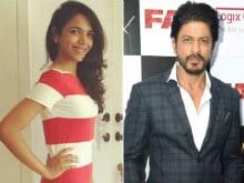 Shriya Pilgaokar Felt Like 'Shah Rukh's Best Friend' on the Sets of Fan
