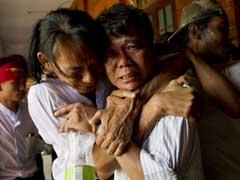 Myanmar Frees Over 100 Political Prisoners, But Jails 2
