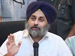 Sukhbir Badal Attacks Arvind Kejriwal Over Sutlej-Yamuna Link Issue