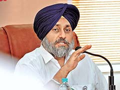 Over 2,000 'Sewa Kendra' Set Up In Punjab: Sukhbir Singh Badal