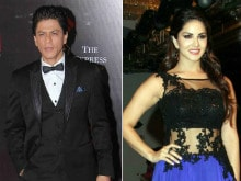 Shah Rukh Khan Must Have Thought I Was Crazy, Says Sunny Leone