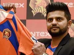 Intex Ropes In Suresh Raina As Brand Ambassador