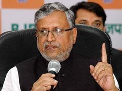 Sushil Kumar Modi Dares Nitish Kumar To Ban RSS In Bihar