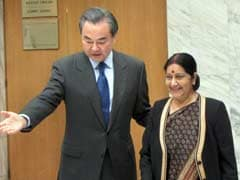 Sushma Swaraj Warns China Against 'Double Standards' On Terrorism