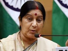 Indians' Death To Figure During Sushma Swaraj's Russia Trip