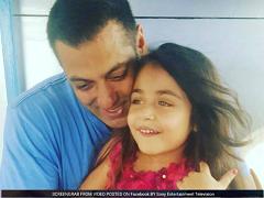 PICS: सलमान खान की 'पिटाई' देख जब रो पड़ी थी उनकी ये 'बेटी'! नाम है सूजी...