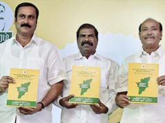 Joining Prohibition Party, PMK Goes Solo In Tamil Nadu Elections