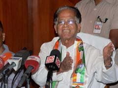Complaint Filed Against Tarun Gogoi For Poll Code Violation On Voting Day