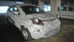 Tata Nexon Sub-Compact SUV Spied in India Again