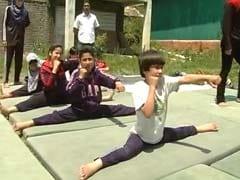जम्मू-कश्मीर : 7 साल की तजम्मुल इस्लाम का वर्ल्ड बॉक्सिंग चैंपियनशिप के लिए हुआ चयन