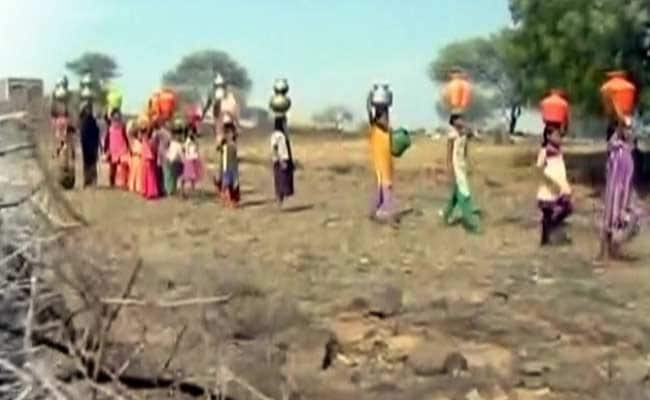 13 Drought-Hit States 'Forget' To Use Centre's Drinking Water Funds