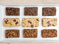 Power Up with Easy Energy Bars that are Actually Good for You
