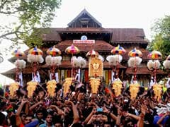 Thrissur Pooram, Huge Kerala Fest, Will Have Fireworks, Agrees Court