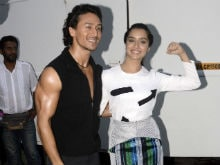 That Moment When Shraddha Kapoor Made Tiger Shroff 'Nervous'
