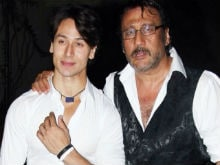 The Reason Why Jackie Shroff is 'Tensed' About His Son Tiger
