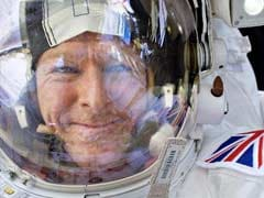 British Astronaut Headed Back To Earth