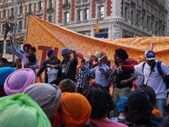 Sikh Fervour Grips Times Square On New York's Turban Day