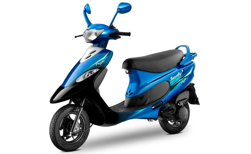 2016 Tvs Scooty Pep Plus Launched Prices Start At Rs