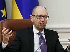 Ukraine PM Arseny Yatseniuk Tenders Resignation In Televised Broadcast