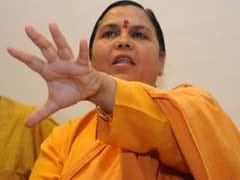 People Will See Effect Of Cleaning Up Of Ganga By October: Uma Bharti