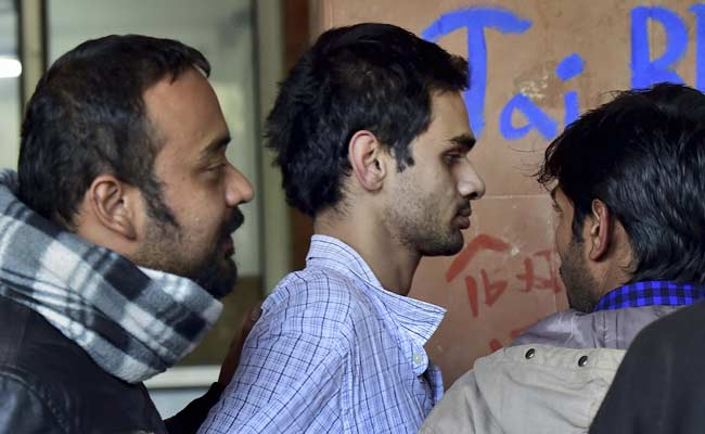 JNU's Umar Khalid Was To Speak At Delhi's Ramjas College. Then The Protests Started.