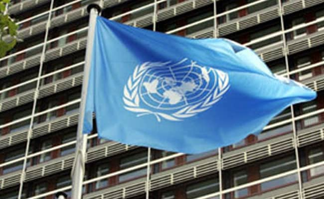 United Nations said growth would be driven by infrastructure spending.