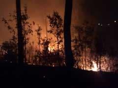 Uttarakhand Forest Fires: National Disaster Response Force Teams Sent In