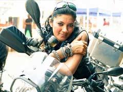 'Lady Of The Harley' Veenu Paliwal Cremated