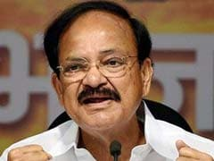 Centre, Tamil Nadu To Work Together In People's Interest: Venkaiah Naidu