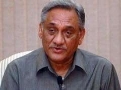 Congress Rebel Vijay Bahuguna For Early Polls In Uttarakhand