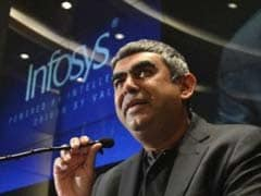 Infosys Chief Vishal Sikka Takes Home Rs 48.73 Crore Pay In FY16